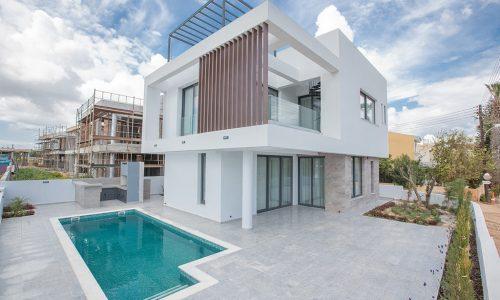 פרויקט Pearls Villas בקפריסין