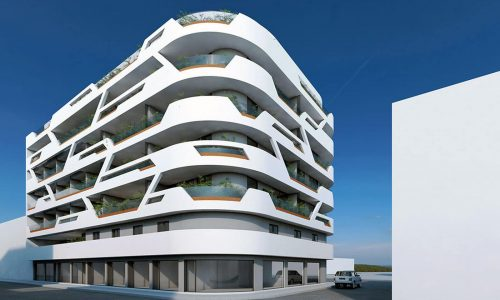 QCC2 פרויקט מגורים בקפריסין